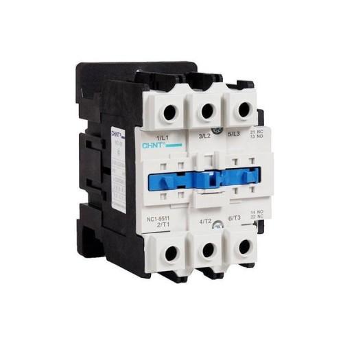 Ρελέ ισχύος 45KW 1 κλειστή + 1 ανοιχτή επαφή NC1-9511