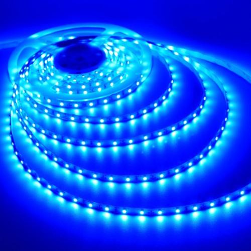 Ταινία LED 4,8W/m 60 led/m 3528 smd μπλε IP20