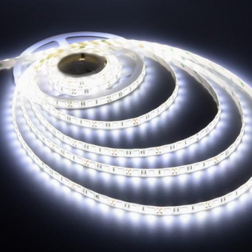 Ταινία LED 14,4W/m 60 led/m 5050 smd ψυχρό λευκό IP65