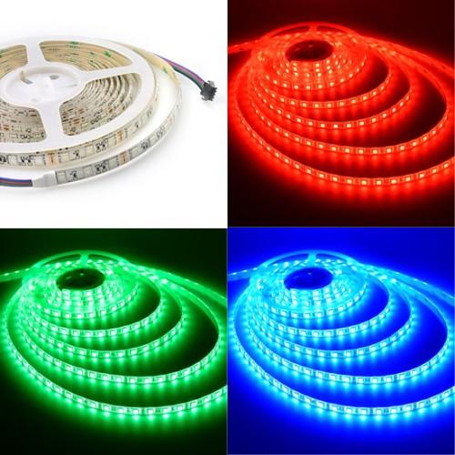 Ταινία LED 14,4W/m 60 led/m 5050 smd RGB IP20