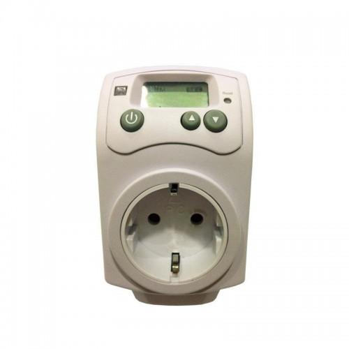Θερμοστάτης πρίζας 3500W IP20